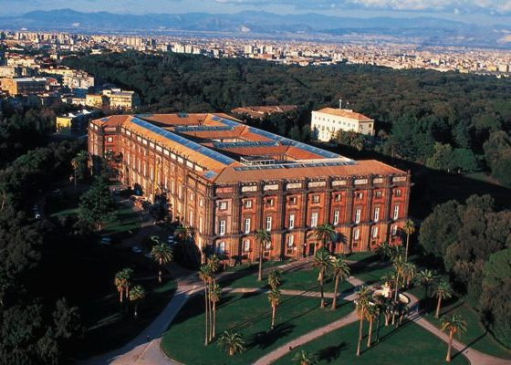 THE CAPODIMONTE ROYAL PALACE AND MUSEUM